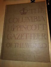 The Columbia Lippincott Gazetteer Of The World 1961