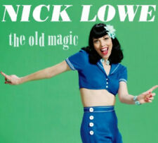 Nick Lowe : The Old Magic CD (2011) ***NEW***