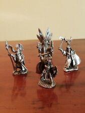 Rawcliffe Krm Figure Pewter Miniature Ral Partha Heraldic Knights D&D Reaper Wow