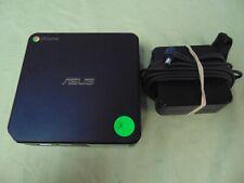 ASUS Chromebox CN60 M004U - Intel Dual Core 1.4GHz - 16GB SSD - 2GB RAM ChromeOS