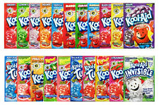 Kool Aid Variety Pack 16 x 2 qts from American Goodies. USA import.