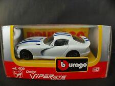 Bburago ◊ cod.4120 Dodge Viper GTS Coupé  ◊1/43 boxed /boîte MIB