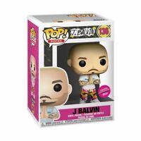 J Balvin Funko Pop Vinyl New in Mint Box + Sticker + Protector