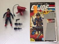 Vintage 1985 G. I. Joe Cobra SCRAP IRON ARAH Action Figure 100% Complete Hasbro