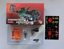 New X2 Toys XT003 Strengthen Equipment kit chrome version for Trailbreaker Hoist