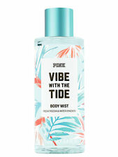 Victoria's Secret Pink New! Vibe With The Tide Body Mist 250ml