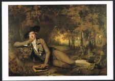 Postcard. Art. Painting. Joseph Wright. Brook Boothby. Tate Gallery. Unused.