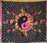 Yin Yang Tagesdecke bett überwurf Mandala Tuch Picknickdecke Indien Wandbehang
