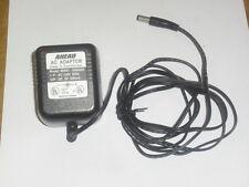 Ahead AC Adapter 9 VDC, 600 mA, MW41-0900600
