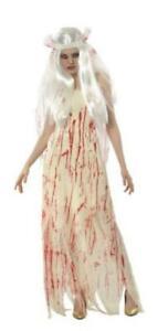Funstars Blood Bride Ladies Fancy Dress Costume Womens One Size Fits Most