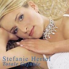 """STEFANIE HERTEL """"TOTALE GEFÜHLE"""" CD NEUWARE"""