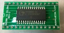 6264 Nvram Battery Eliminator Stern-De-Sega-Wms Fm16W08 to Dip-28