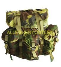 US Military Woodland Camo Alice Pack Radio Backpack Medium LC-1 w/ Straps NIB