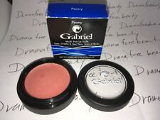 Gabriel MULTI POT 3-in-1 Eyes Lips & Cheeks *PEONY* Pink Shimmer Blush 2.29g NIB