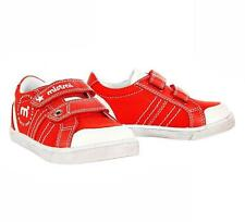 NEW Mistral Boys' Red Shoes K13989-2 Size 30 M EU / 12-12.5 M US Little Kid