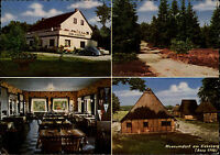 EHESTORF b. Harburg Mehrbild-AK Kiekeberg Gasthaus ca. 60/70er Ansichtskarte