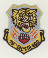 USAF patch 79 Tactical Fighter squadron F-111E Upper Heyford AB UK