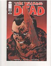 THE WALKING DEAD #111, 1st Print, NM or better (June 2013, Image Comics)