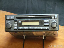 2001 2002 Honda Accord Sedan Radio Receiver CD Player 39100-S84-A410-M1 OEM