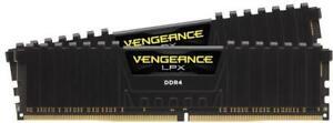 Corsair Vengeance LPX 16GB (2x 8GB) 3600MHz DDR4 RAM Voltage: 1.35v (PC4-28800)