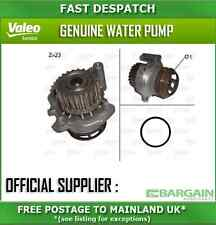506876 777 VALEO WATER PUMP FOR AUDI S3 2 2006-2012