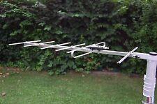 70cm UHF 7-Element-Vormast-Yagi, Amateurfunk, ideal für z.B. SOTA usw.
