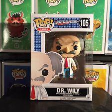 Pop! Games: MegaMan- DR. WILY Funko Pop! Vinyl Figure #105
