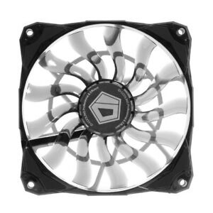 ID-COOLING 12cm Cooling Fan for PC Case Chassis CPU 4 Pin Silent Radiator #N1