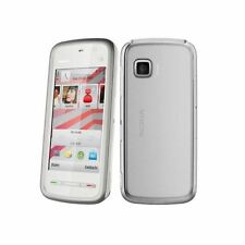 Nokia 5230 XpressMusic White Dark Silver Touchscreen 3G Unlocked Smartphone