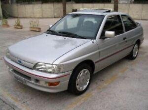 Ford Escort 1991-1996 Workshop Repair Manual Cd