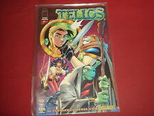 TELLOS : PRELUDE #1 Another Universe.Com Exclusive Mike Wieringo Image Comics NM