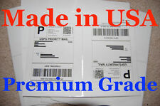 Round Corner Shipping Labels Made In Usa Self Adhesive Usps Ups Fed 85x11
