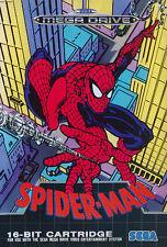 # SEGA MEGA DRIVE-Spider-Man (au-versione) - TOP/MD gioco #