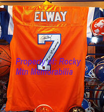 Broncos JOHN ELWAY Autographed Signed M&N 1994 TB Authentic Style Jersey Inscr