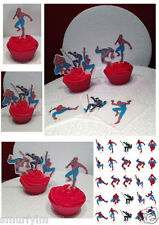Spiderman STANDS UP WAFER CARD