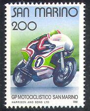 San Marino 1981 Motorcycle/Motor Bike/Bikes/Grand Prix/Sport/Transport 1v n36532