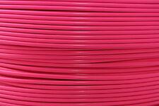 1 m Bowdenzughülle neon pink für Schaltungszüge