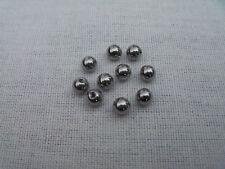 10 x 5 mm MED. in Acciaio Chirurgico Sfere-Palline di ricambio 1.2 mm per Body Jewellery