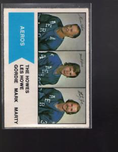 A5440- 1974-75 O-Pee-Chee WHA Hockey Card #s 1-66 -You Pick- 10+ FREE US SHIP