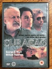 George C Scott William Petersen Julie Carmen CURACAO ~ 1993 TV Movie | | UK DVD