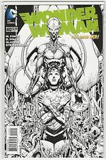 Wonder Woman #40 1:50 David Finch Black & White Variant Rare Dc Comics