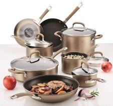 NEW Circulon Premier Professional Hard Anodized Nonstick 13-Piece Cookware Set