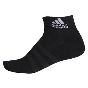 Adidas Cushioned Ankle Socks 1-Paris Black DZ9368
