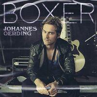 Johannes Oerding - Boxer - CD NEU - Alles was bleibt