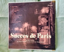 M. DEALHAY & W. LACOUDE ORCHESTRA, SUCCES DE PARIS (Vinyl LP 33 - FRANCE) 09/16