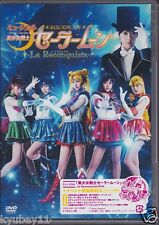 New Musical Pretty Guardian Sailor Moon La Reconquista DVD Japan KIBM-446