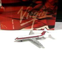 JC Wings British Island Airways Virgin 1/400 scale BAC 111 ( 1-11 ) G-AXMU model
