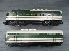 MTH 20-20769-1,20-20769-3 SOUTHERN F3 A POWER-B DUMMY  STORE DEMO PROTO 3.0