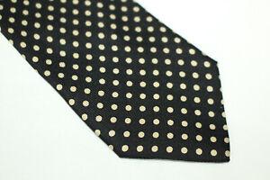 MICHEL ROUEN Silk tie Made in Italy F10916
