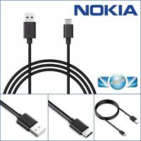 FOR NOKIA 7 8 9 N1 USB-C TYPE C USB 3.1 DATA SYNC CHARGER CHARGING CABLE LEAD